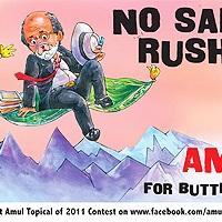 Salman Rushdie and the Jaipur Literature Festival