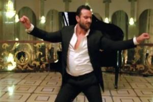 Exhibit C: Agent Vinod's sexy dance