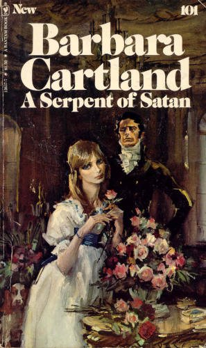 To be fair, Barbara Cartland isn't my field of  specialisation. (Tin Roof Press is the Cartland expert.) But from the little I've read, a huge chunk of this judgement belongs on the Cartland shelf.