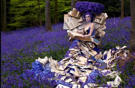 Wonderland: The Storyteller, by Kirsty Mitchell